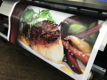 Large Format Printing Sample