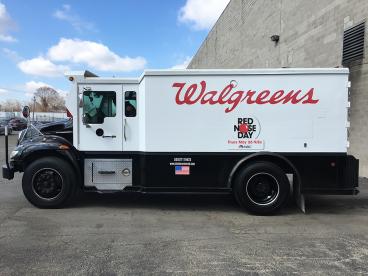 Walgreens: Vehicle Cut Decals