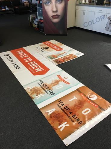 Tea of a Kind Banners