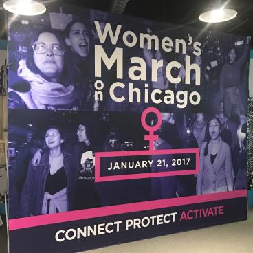 Women's Matrch Back Drop