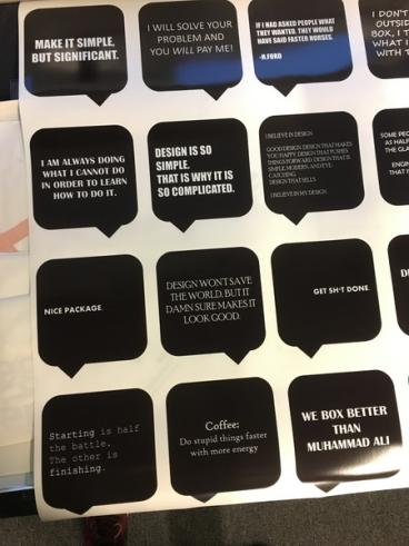EPE USA Quote Bubble Decals