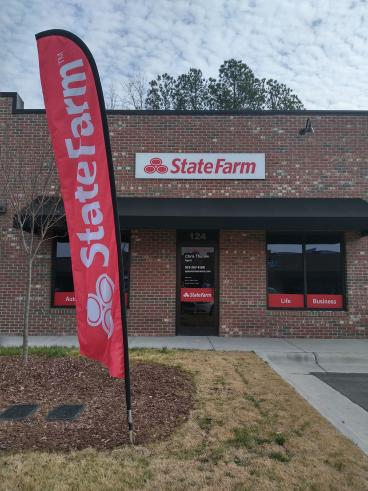 Graphics for local State Farm Agent Chris Thurow