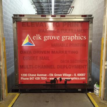 Elk Grove Graphics Wrap