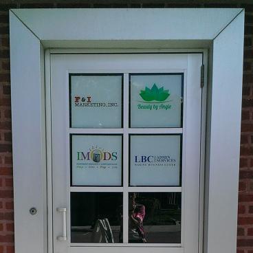 Multi Unit Office Door