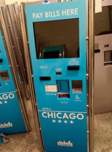 City of Chicago: Machine Wrap