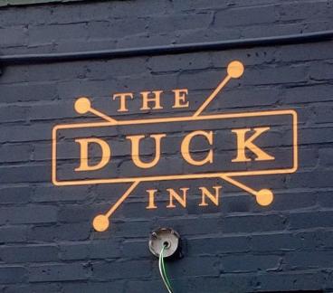 The Duck Inn: Brick Vinyl
