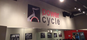 Power Cycle: Large Wall Vinyl Graphics