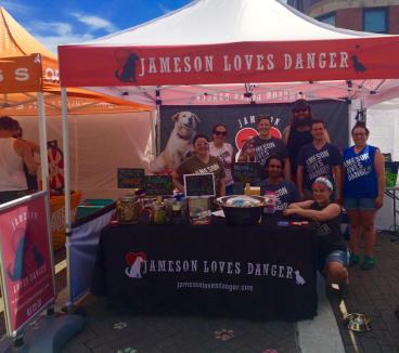 Jameson Loves Danger: Event Graphics