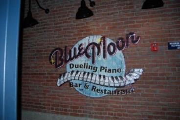 Blue Moon Brick Vinyl @ Dueling Piano