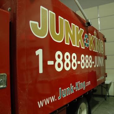 Junk King Wrap