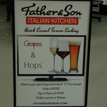 Father & Son Italian Kitchen