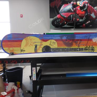 Mia Z Snowboard