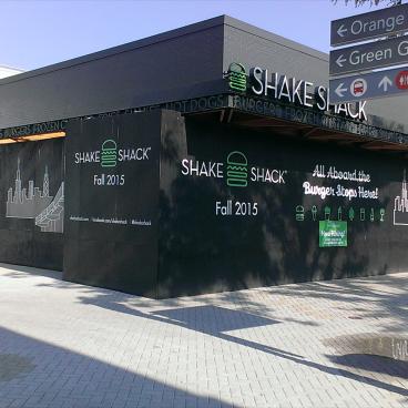 Shake Shack Corner