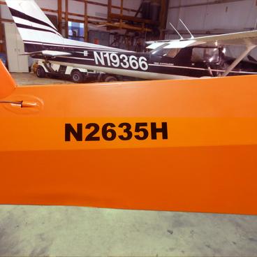 Glider Pumpkin Numbers Wrap