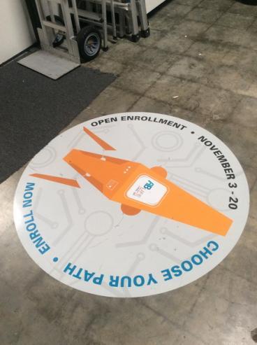 EGP Floor Graphics
