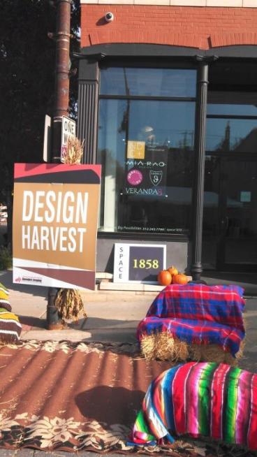 Design Harvest Directional; Signage