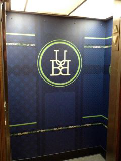 Vintage Elevator Wrap