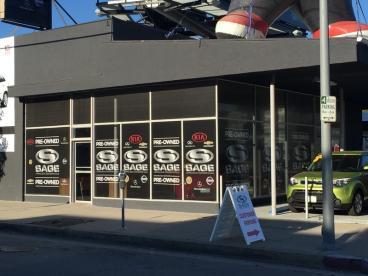 Sage Auto Glendale Window Perf