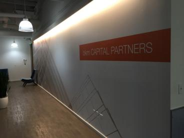 bkm Capital Partners Wall Murals