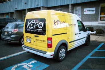 Car Wrap Fleet Graphics Hillsborough New Jersey