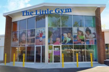 Window Decals - The Little Gym
