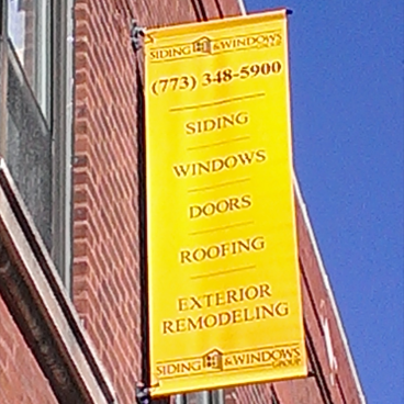 Siding & Windows Banner