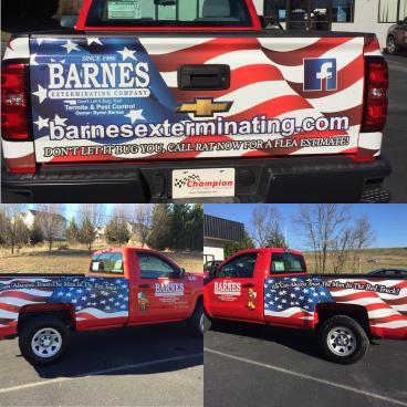 Partial Wrap for Barnes Exterminating