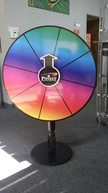 Fun Spinner Game Wheel