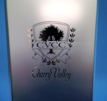 Etched Glass Vinyl in Skillman New Jersey
