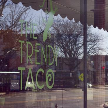 Trendy Taco Window