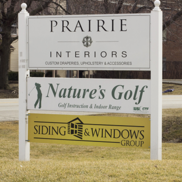 Siding & Windows Sign