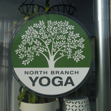 North Branch Yoga Window
