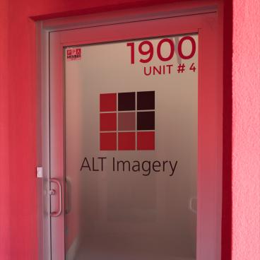 Alt Imagery Door