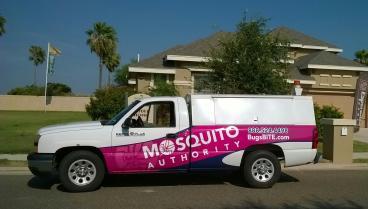 Mosquito Authority, McAllen Texas