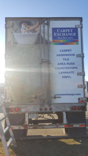 Carpet Exchange: Semi Wrap