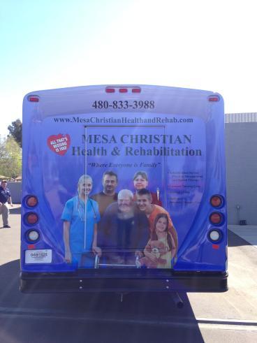 Bus Wrap