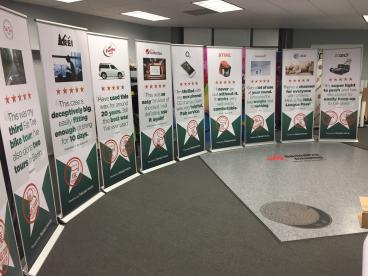 We can make as many Banner Stands as you need!!!