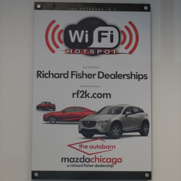 Mazda WiFi