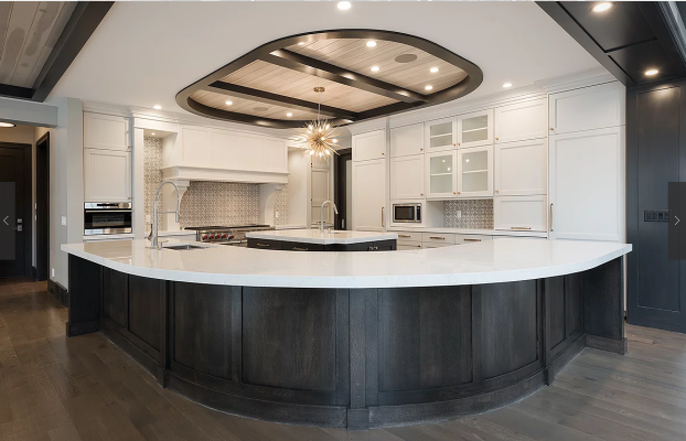 A Recent Kitchen Design Job In The Salt Lake City UT Area