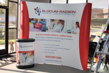 Solocum-Radison Trade Show Display Dallas Texas