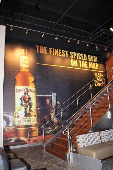 Texas Rangers Wall Mural Dallas Texas