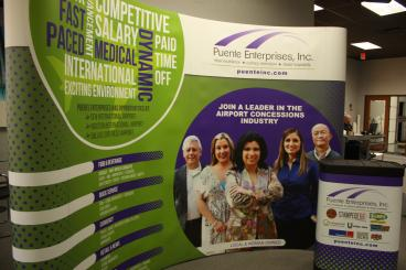 Puente Enterprises Trade Show Display Dallas Texas Speedpro Irving