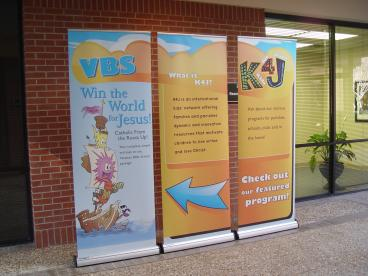 VBS Banners Speedpro Irving Texas