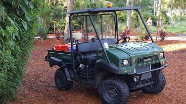 ULV mounted ATV