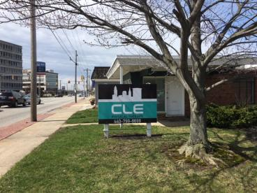 CLE Physical Therapy - Outdoor Sign