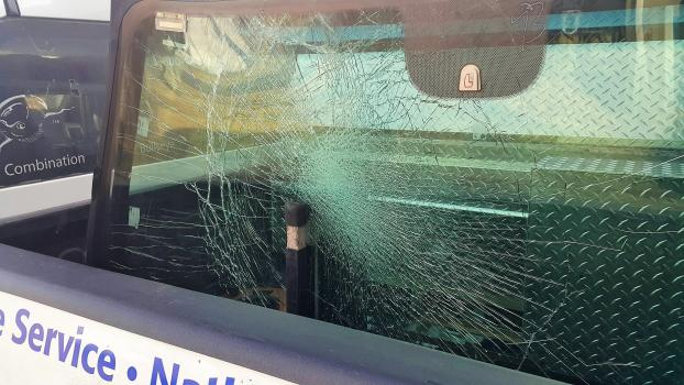 Did you know that the windshield is the #1 safety restraint in your vehicle?