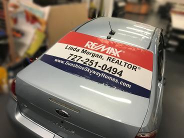 Window Perf Vehicle Graphics