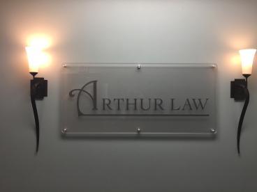 Arthur Law Acrylic , Annapolis, MD