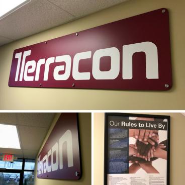 Terrcon Interior Branding