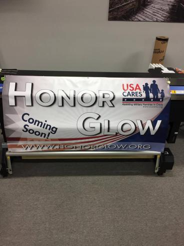 If you haven't in the past years, make sure you check out the Honor Glow this year in December.